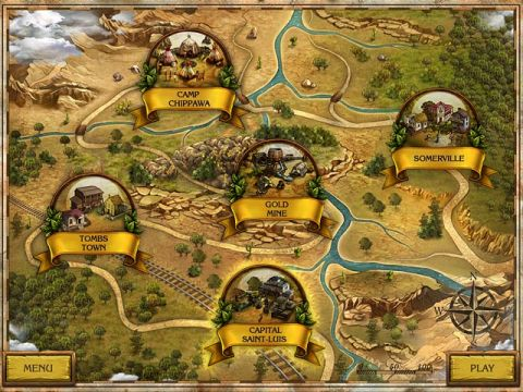 Golden Trails The New Western Rush Game Preview